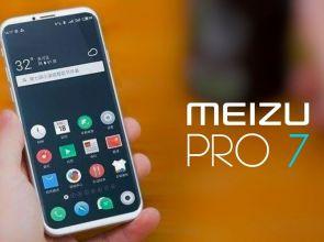 Последние новости Meizu Pro 7: все-таки Helio X30 и двойная камера