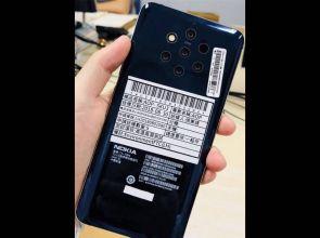 Nokia 9 PureView: мощная камера и два вида беспроводной зарядки