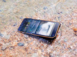 Nomu S10 Pro: особо защищенный «вездеходный» смартфон из Китая