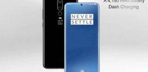OnePlus 7 не получит выреза в дисплее, но поддержки 5G не будет