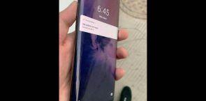 OnePlus 7 Pro предложит изогнутый экран и поддержку сетей 5G