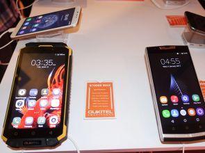 Oukitel K12000 и K15000: самые долгоиграющие смартфоны 2018 года