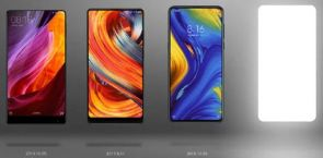 Последние новости Xiaomi Mi Mix 4: загадочный смартфон Шрёдингера