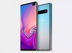 Samsung Galaxy S10 Plus: встречаем новый суперфлагман