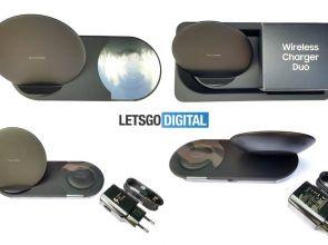 Samsung Wireless Charger Duo: беспроводная зарядка на два устройства