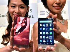 Матрица Sharp IGZO для экрана смартфона: на смену IPS-классике