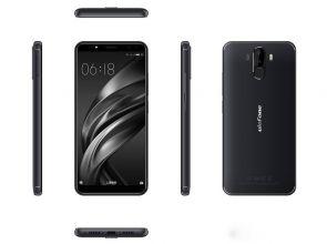 Смартфон Ulefone Power 3: безрамочный, стильный и долгоиграющий