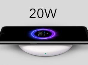 Беспроводная зарядка Xiaomi Mi 9: быстрее, чем у конкурентов