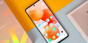 Xiaomi Civi — самый изящный смартфон компании с аккумулятором 4500 мАч