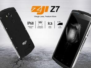 ZOJI Z7: стильный, неубиваемый, но неторопливый смартфон