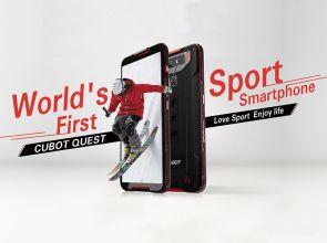 Cubot Quest: очень беглый обзор первого спортивного смартфона