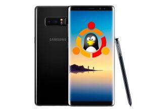 Ubuntu Linux и другие дистрибутивы на Samsung Galaxy S8 и Note 8