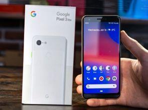 Google Pixel 3 Lite: технические характеристики, дата выхода и т.п.