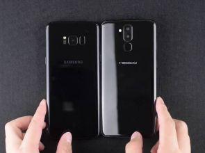 Реплика Samsung Galaxy S9 или обычный бюджетный смартфон из Китая?